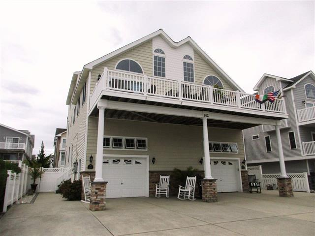 102-60th Street, East Unit, Sea Isle City, NJ