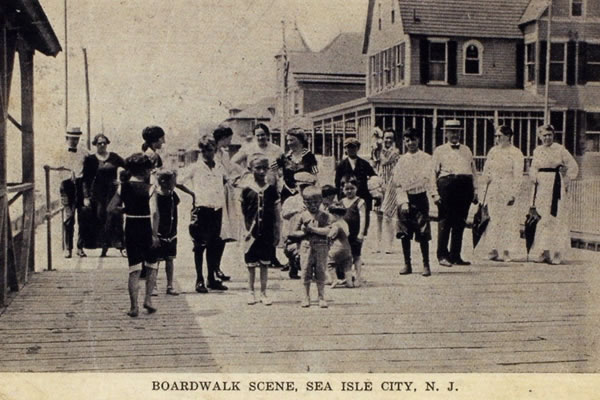 Historic Photos of Sea Isle City, NJ